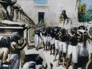 Las piramides de Egipto - Canal Historia - Parte 5 de 5