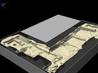 3D laser scanning for Archaeology