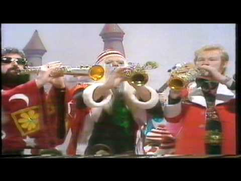 Wizzard - I Wish It Could Be Christmas Everyday (1973 Original Video)