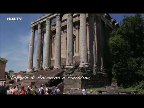 Foro Romano / Palatino in HD, Rome