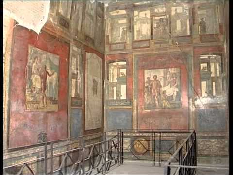 Casa dei Vettii - Pompeya