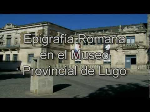 Epigrafía Romana en el MPL