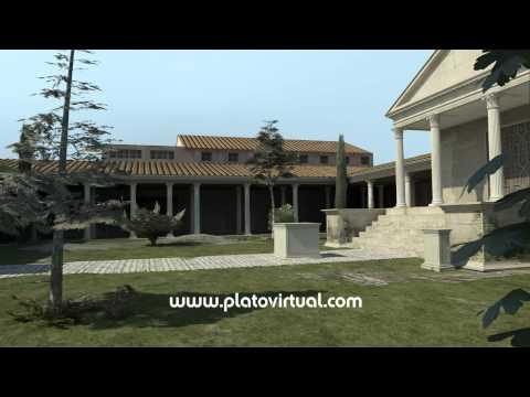 Arqueología Virtual Turóbriga - Arqueología 3D (demo reel) - Animación 3D animation MOCAP