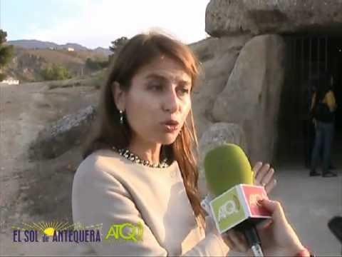 """""""Jornadas Megalíticas"""" en Antequera - Convencion Internacional de la Unesco"""
