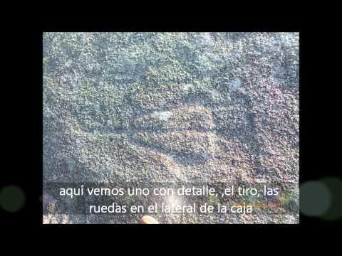 Carros de Guerra en los Petroglifos Gallegos by Cirroestrato,12-11-2011.HD.