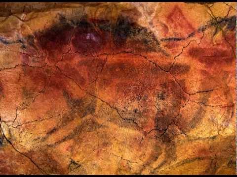 Arte Rupestre Paleolítico en la Región Cantábrica (5) La Cueva de Altamira