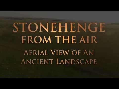 Stonehenge from the Air: Aerial View of an Ancient Landscape