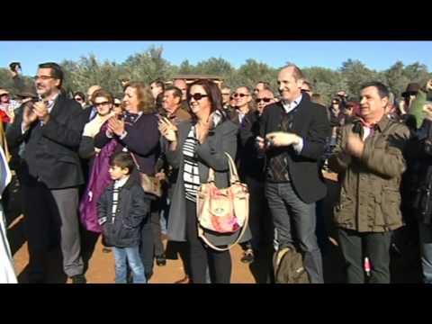 Inauguración Guarrazar