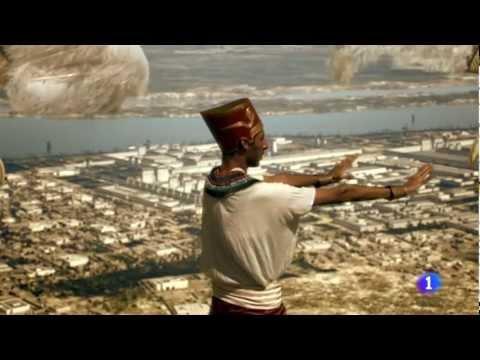 Planeta Egipto (3/4) - Templos de poder (HD)