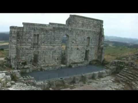 Yacimiento romano de Acinipo, (Ronda, Málaga)
