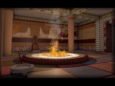 Το Ανάκτορο του Νέστορα 3D - The Palace of Nestor 3D