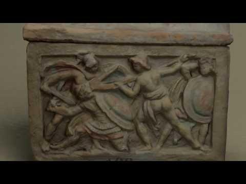 Il sepolcro etrusco di Sigliano