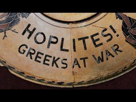 HOPLITES! Greeks at War - Full animation