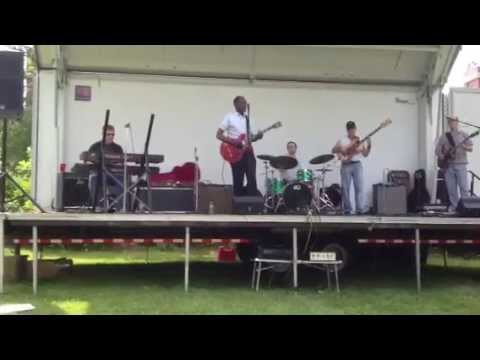 Steve Grills & the Roadmasters with Joe Beard at Square Fair 6/1/13