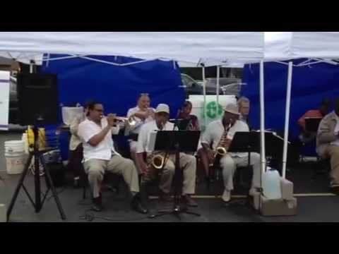 Nate Rawls Community Band @ Westside Farmers Market 6/11/13