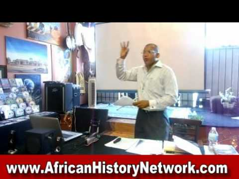 The Media's Destruction Of The African-American Family Part 1 - Lecture - 7-14-12 - Clip 1