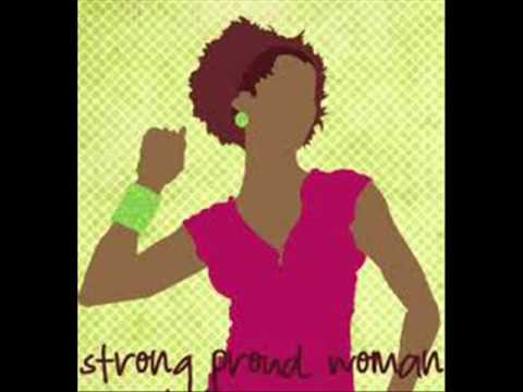Makeda Love: Black Woman Stay Strong