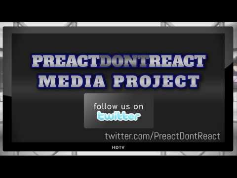 Jerome Almon: Preact Don't React Media Project