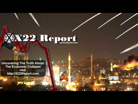 A Military Strike In Syria Will Spark World War III -- Episode 292
