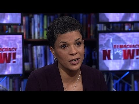Michelle Alexander: Roots of Today's Mass Incarceration Crisis Date to Slavery, Jim Crow