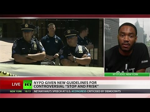 People require 'safety beyond policing' – civil rights advocate on NYPD 'stop-and-frisk' program
