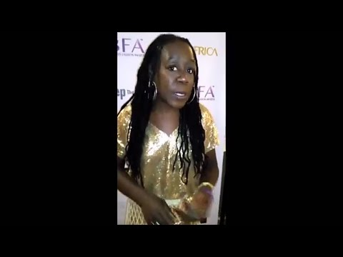 FASHION DESIGNER & STYLIST ZION B INTERVIEW AT BLACK BEAUTY & FASHION AWARDS 2018