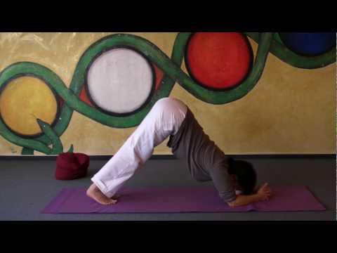 Elbow Stand - Yoga Headstand Variation