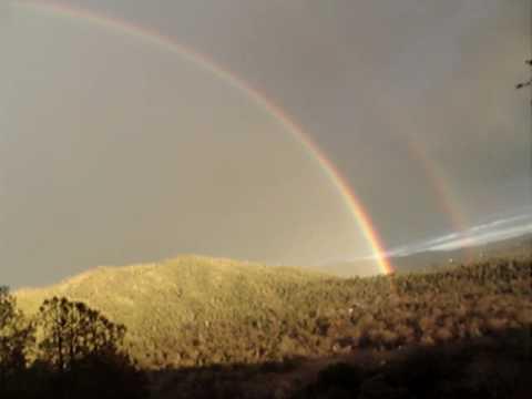 Yosemitebear Double Rainbow
