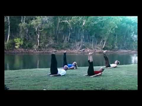 The Five Tibetans - Teachers Doing 21 Repetitions