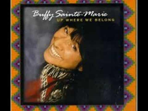 "Buffy Sainte Marie - ""Bury My Heart at Wounded Knee"""
