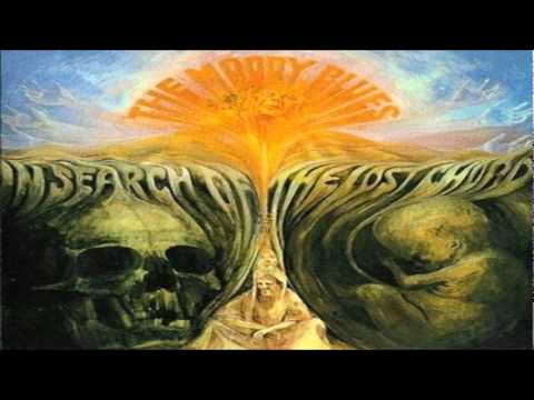 THE MOODY BLUES  --  In Search Of The Lost Chord  -- 1968