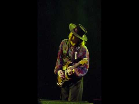 Stevie Ray Vaughan Little Wing 12/8/89 Rare
