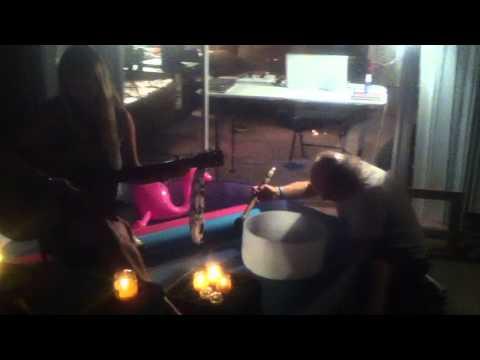 Om Nama Shivia by Tysha Tinney with Sound Healing by Yogi Zen Dude