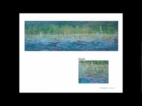 Yvon van Rijswijk - abstract landscapes