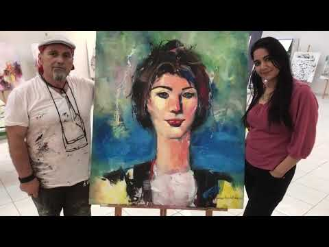 Artist: Shefqet Avdush Emini - 1.TUNESIA 2018