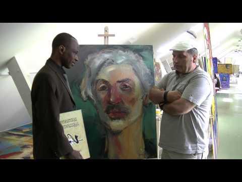 SHEFQET AVDUSH Emini, Участник международного симпозиума скульпторов Пенза 2014