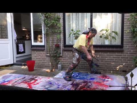 Shefqet Avdush Emini Dutch Art Master 12-7-2018