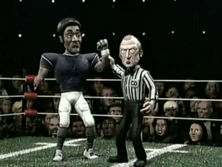 MTV VOICE ANIMATION CELEBRITY DEATHMATCH