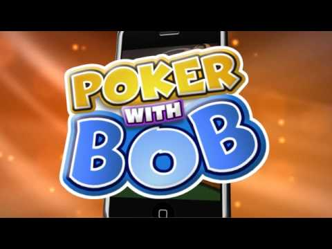 Poker With Bob-Awesome game for iPhone/iPad/iPod!!