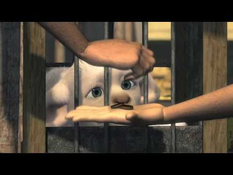 The Lion of Judah - Kurt Kelly Voice Over Official Movie Trailer (HD)