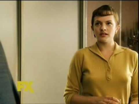 Mad Men - Peggy Olson - Women in the Workplace