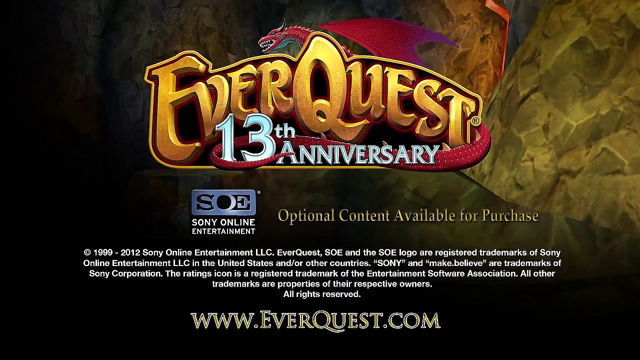 Sony Online Entertainment - Everquest: Free To Play (MMORPG Trailer)