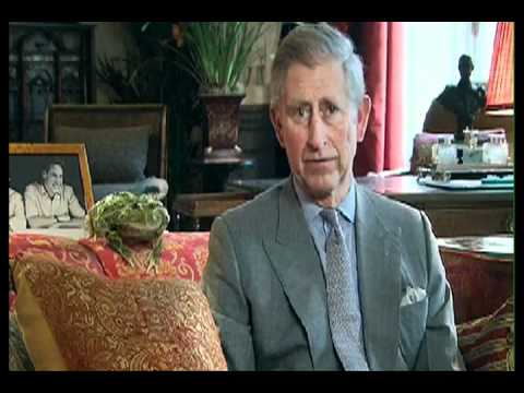 Prince Charles Answers the Phones