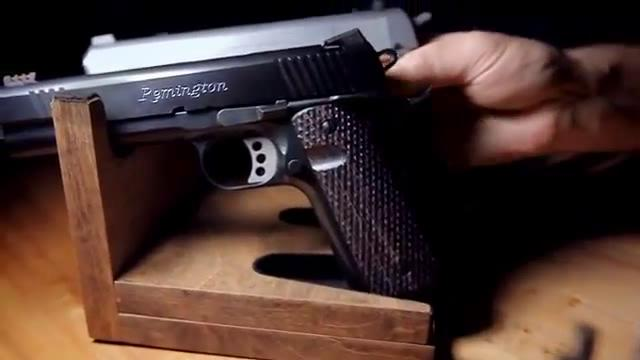 Remington Model 1911 - TV / Website Ad (:30)