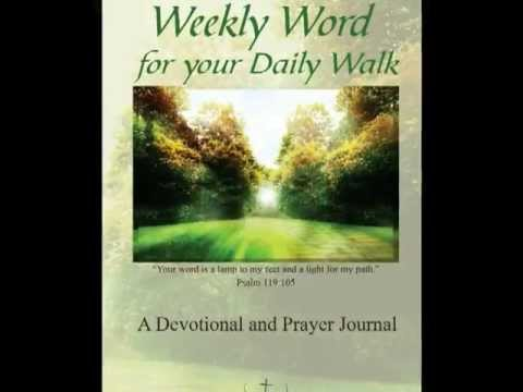 Weekly Words For Your Daily Walk by Trish Harleston