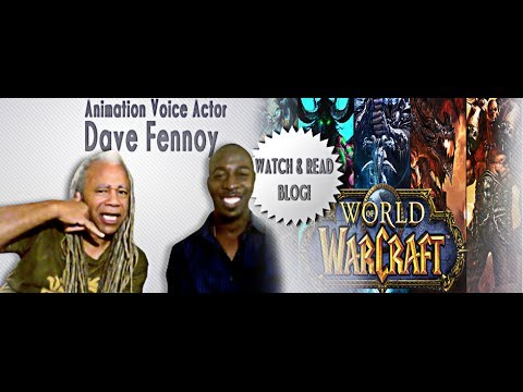 Dave Fennoy From The Walking Dead (The Hulu Guy)
