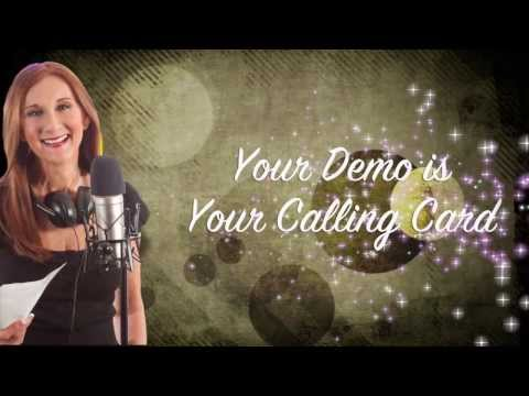 """""""Your Voice Over Demo Is Your Calling Card"""" (pt1of4) Commercials"""