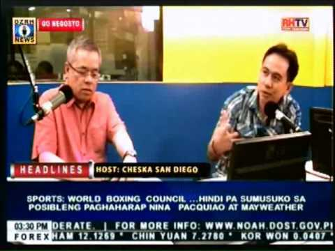 DZRH TV GO NEGOSYO September 6 2013
