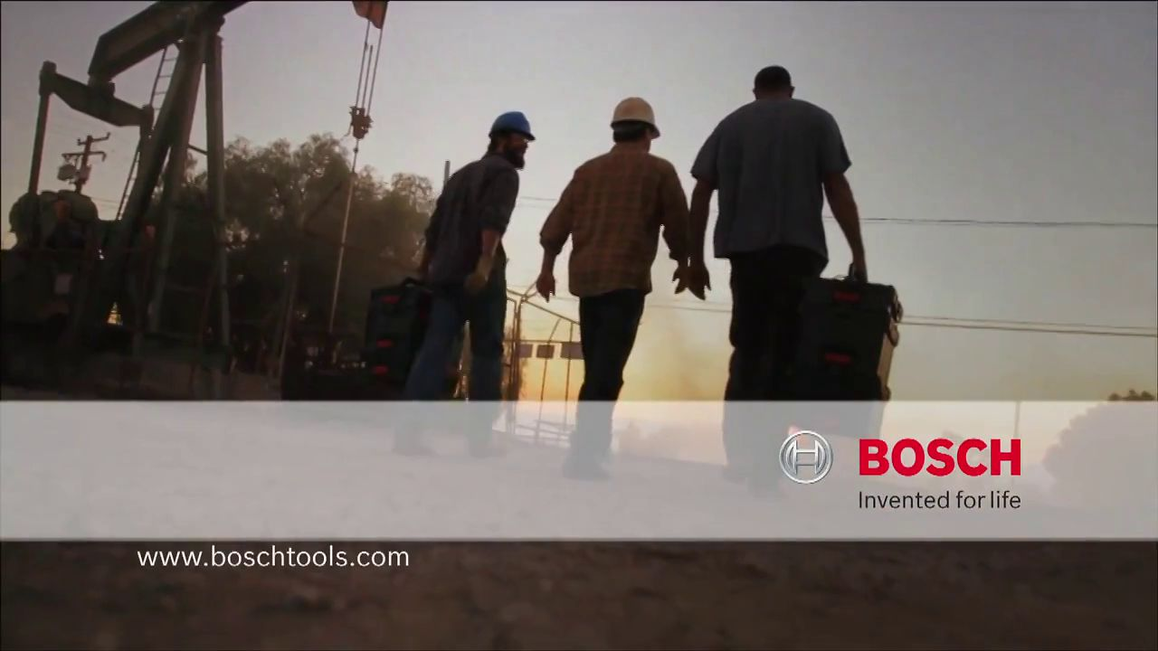 "Bosch Power Tools - ""2013 Anthem"""