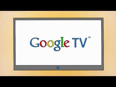 Google TV: Web meets TV. TV meets web